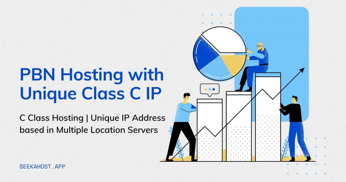 Different C Class IP Hosting From Multiple Location Servers (By SeekaHost)