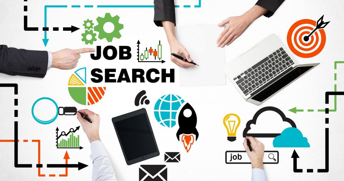 Most Popular Job Searches and Employment Trends During Lockdown