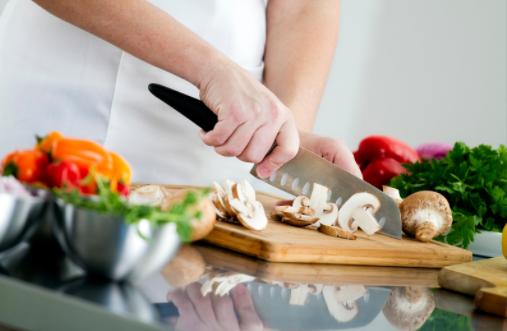 Kitchen hacks for germ free