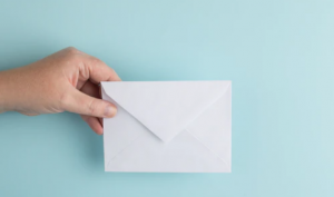 write a mail to your friend