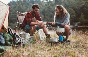 Go Camping - dating ideas for summer