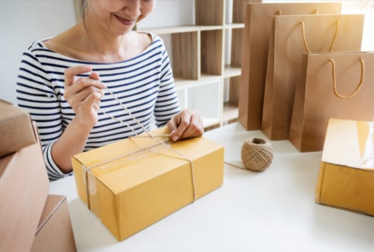 Have The Products Properly Packaged